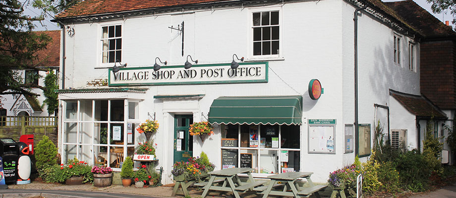Village Shop South Warnborough